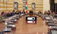 المنار: اتفاق خلال اجتماع المجلس الاعلى للدفاع على أن ما حدث بقبرشمون هو فعل مدبر