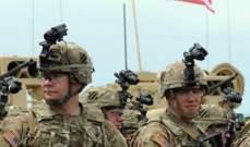 """الجيش الأميركي ينفي المعلومات عن إجلاء متعاقديه من قاعدة """"بلد"""" العراقية"""