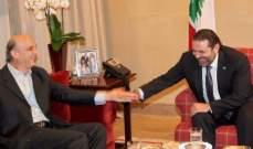 الجريدة عن مصادر: القوات تلقت وعداً من الحريري لتكون لها حصة ترضيها بالتعيينات
