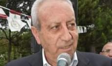 قاطيشا عن اقفال مركز السجل العدلي في حلبا: لن نسكت عن اهمال عكار