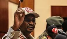 حميدتي: لا يوجد لدى روسيا أجندة في السودان لذلك انحازت إلى الطريق الصحيح