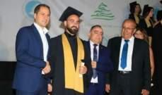 سامي الجميل: لبنان يحتاج الى حكام يملكون الإرادة لبناء دولة قانون