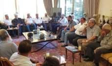 اللقاء الاسلامي الوطني: لتجنب الخطاب المذهبي أو الطائفي