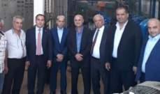خير جال على قرى في البقاع الاوسط والغربي: توجيهات الحريري أن نبقى دائمًا بالقرب من الناس