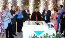 مطر: لبنان وطن المحبة والسلام والثقافة والتفتيش عن الحق والكرامة والحريّة