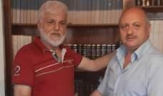 زخور التقى رئيس الروابط البيروتية: على النواب استكمال توقيع مشروع قانون الايجارات