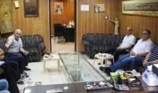 اجتماع  للتنظيم الشعبي الناصري والوطني الحر بصيدا: لعدم استغلال قضية النازحين