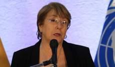 المفوضة السامية لحقوق الإنسان حضت الدول على استعادة عائلات المسلحين