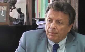 """صخر الهاشم لتلفزيون """"النشرة"""": لم أدل بأي تصريح بخصوص قضية غصن والمفاوضات مع صندوق النقد"""