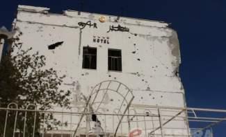 النشرة جالت بمعلولا واستطلعت تلفزيونيا الدمار بديري مار تقلا ومار باخوس