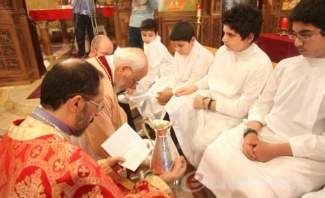 """زيارة سبع كنائس تقليد سنوي في خميس """"الغسل""""!"""