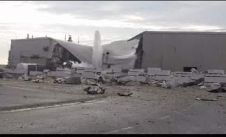 اصابة 15 شخصا بانفجار في مصنع للطائرات بولاية كانساس الأميركية