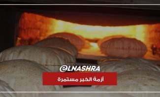 نائب رئيس اتحاد نقابات الافران: لم نتخذ قرارًا بالإضراب وننتظر الاجتماع مع وزير الإقتصاد