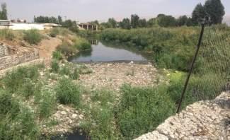 البقاعيون يطالبون بإيجاد حلول سريعة لأزمة تلوّث الأنهر