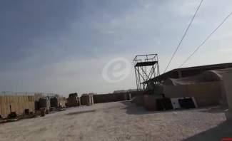 """كاميرا """"النشرة"""" جالت داخل القاعدة العسكرية في منطقة منبج بشمال سوريا"""