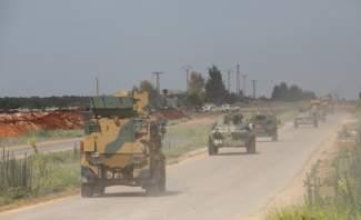 المركز الروسي للمصالحة: إصابة 3 جنود روس وعدة عسكريين أتراك بتفجير إدلب
