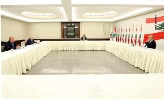 جعجع التقى سفير روسيا الاتحادية في لبنان وتباحث بآخر التطورات بالبلاد