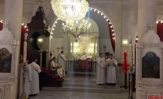 النشرة: المؤمنون بسوريا غابوا عن صلوات وقداديس عيد الفصح لدى الطوائف المسيحية التي تتبع التقويم الشرقي