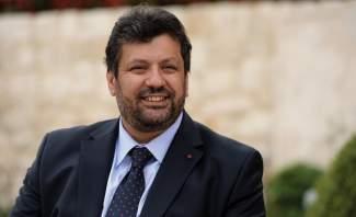 المجبر للدفاع المدني: نحن معكم على الجبهات في كل لبنان