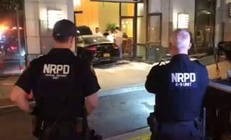 """إصابة 3 أشخاص بعد اختراق سيارة بهو مجمع """"ترامب بلازا"""" بنيويورك"""