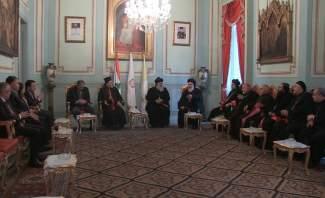 لجنة دراسة قانون الانتخاب وقعت وثيقة زيادة مقعدين نيابيين مسيحيين