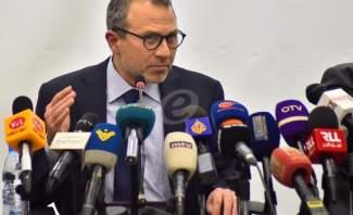 """باسيل: اذا اصر الحريري على """"أنا أو لا أحد"""" وأصر حزب الله وامل على حكومة تكنوسياسية برئاسة الحريري فلا يهمنا ان نشارك بهكذا حكومة"""
