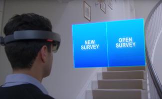 فيسبوك يطوّر نظارة فريدة تعمل بتقنية الواقع المعزز