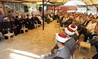 المجلس الاسلامي العلوي: لإنجاز قانون انتخابي عادل يؤمن عدالة التمثيل