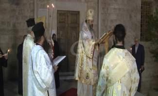 النشرة: إقامة قداديس من دون مؤمنين بالكنائس الأرثوذكسية في زحلة احتفالا بعيد الفصح