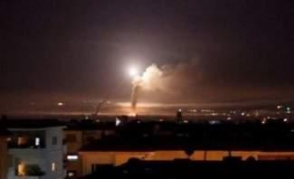 سانا: عدوان جوي اسرائيلي يستهدف المنطقة الجنوبية برشقات من الصواريخ