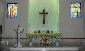 رعية القديسة مريم في دبي أحيت احتفالا بمناسبة سنة التسامح