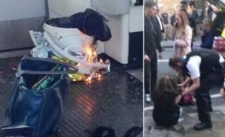 وحدة مكافحة الإرهاب تتعامل مع تفجير مترو الأنفاق بلندن كعمل إرهابي