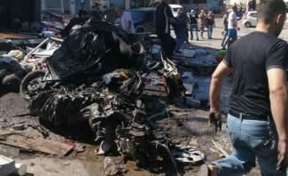 5 قتلى وعدد من الجرحى بحال الخطر في حادث سير على طريق شتوره- ضهر البيدر