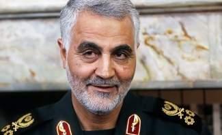 البنتاغون يعلن إغتيال سليماني بعملية على العراق تمت بتوجيه من ترامب