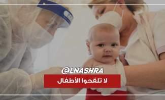 منظمة الصحة العالمية تدعو الى عدم تطعيم الأطفال ضد كورونا