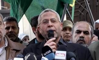 حماس اكدت رفض اللاجئين للقرارات المتعلقة بتقليص الخدمات الصحية