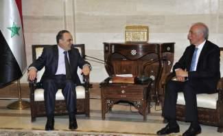 زعيتر: محاولات النيل من سوريا التي تشكل القوة الفاعلة بالمنطقة باءت بالفشل