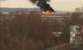 الشرطة الفرنسية: إصابة شخص نتيجة انفجار قارورة غاز في جامعة ليون
