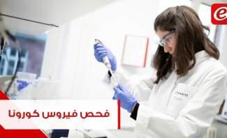 """هكذا يتم إجراء فحص """"فيروس كورونا"""" في لبنان.."""