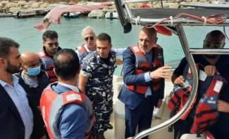 وزير الداخلية: العمل مستمر من أجل العثور على الطائرة ونأمل ان تكون النتيجة إيجابية