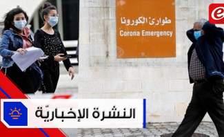 موجز الأخبار:عودة للحياة شبه الطبيعية ابتداءاً من الغد وتسجيل 29 إصابة وحالة وفاة بكورونا في لبنان
