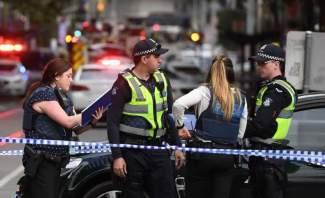 الشرطة الأسترالية تعتقل رجلا يهاجم المارة بسكين في وسط سيدني