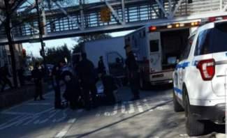 اطلاق نار قرب مركز التجارة العالمي في نيويورك وسقوط عدد من الجرحى