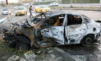 """""""سانا"""": انفجار سيارة مفخخة بمنطقة المزة في دمشق"""
