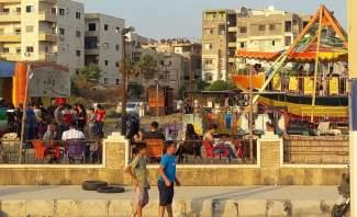النشرة: المدن السورية تعيش اجواء الفرح بعطلة العيد التي امتدت لتسعة ايام