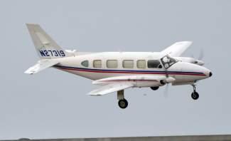 تحطم طائرة ذات محركين على مبنى سكني في مدينة ماديرا بأوهايو