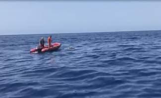 معلومات الـOTV: العمل حاليا على انتشال جثة ثانية من البحر مقابل معمل الذوق الحراري