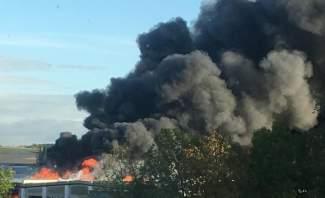 وسائل إعلام ألمانية: انفجار قرب مطار لينز بالنمسا وإصابة شخصين بجروح بليغة
