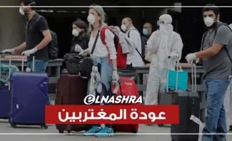 المغتربون عادوا... والفرح يملأ منازل العائلات اللبنانية!