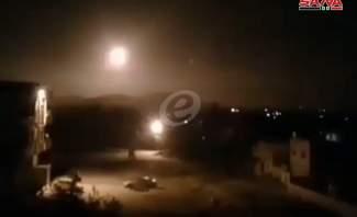 سانا: الدفاعات الجوية السورية تتصدى لعدوان إسرائيلي جنوب دمشق وتسقط معظم الصواريخ